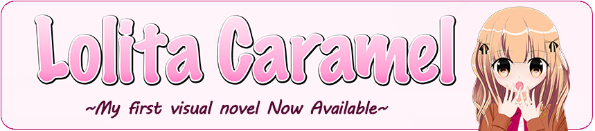 Lolita Caramel Visual Novel Is Available