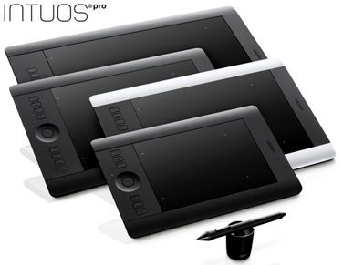 Graphics tablets different sizes comparison featured