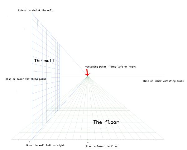One-Point-Perspective-Grid