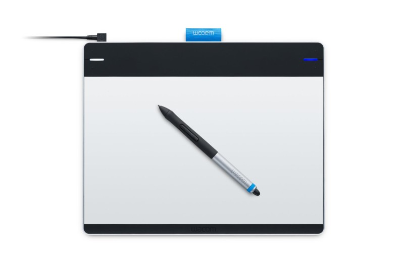 Wacom Intuos Pen and Touch Small & Medium Tablet