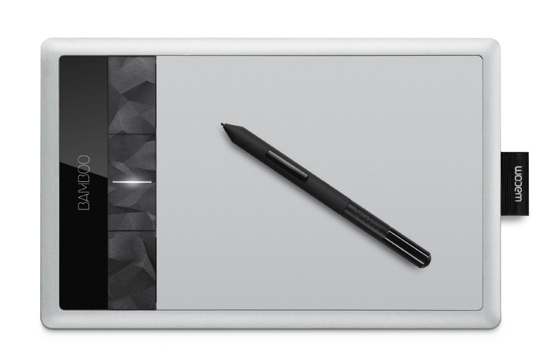 Wacom Bamboo Capture Pen and Touch