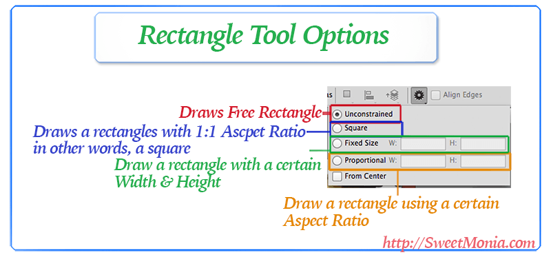 Draw-Rectangle-Options-Infographic