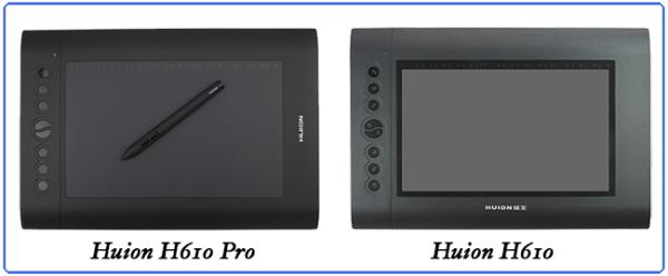 Huion H610Pro-Huion-H610