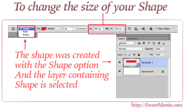 To-Change-The-Size-Of-Shape