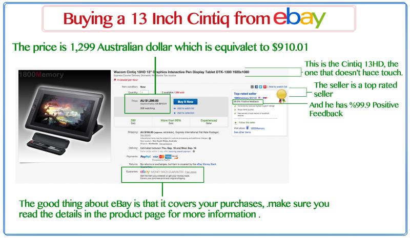Used-Cintiq-eBay