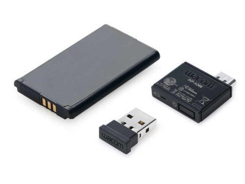 Wacom Wireless Accessory Kit Parts