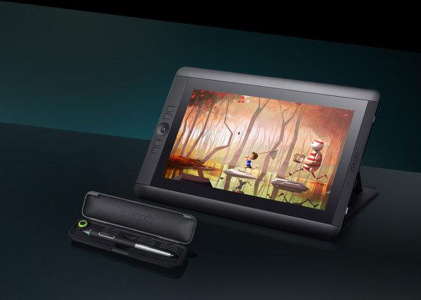Cintiq13HD Touch Productivity f
