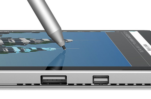 Surface Pro 4-USB Port-Mini-Displayport