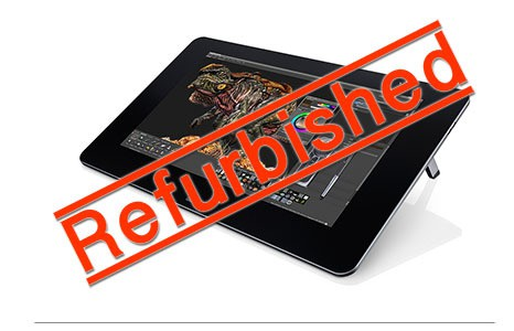 Buying a refurbished Cintiq Featured