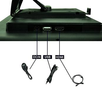 Ugee-HK1560-USB-HDMI