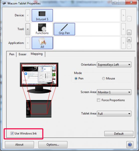 Disable-Windows-Ink-Wacom-Properties-Dialog