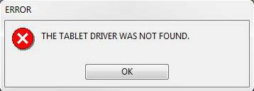 Wacom-Graphics-Tablet-Driver-Was-Not-Found-Error-Dialog