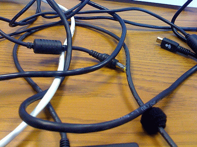 Cables-Clutter