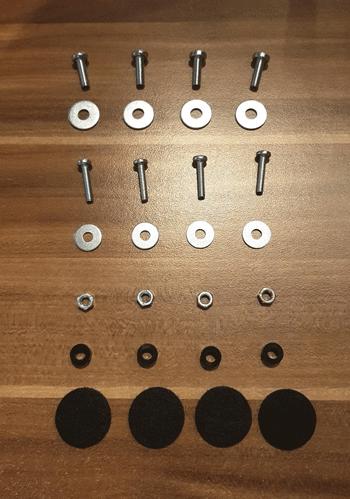 Wacotron-Screws
