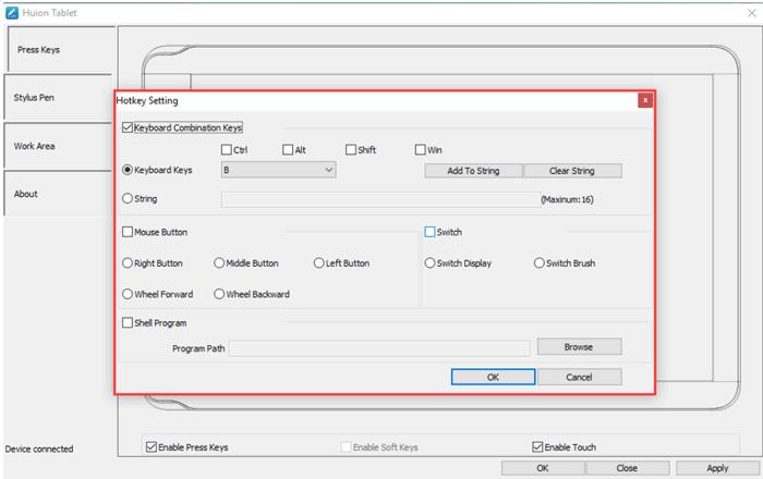 Customizing-Hot-Keys-Screen-2