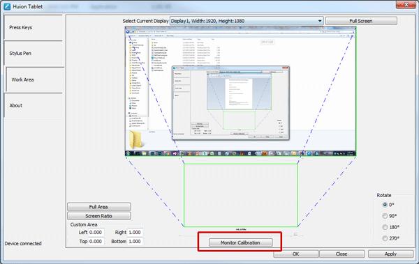 Monitor-Calibration