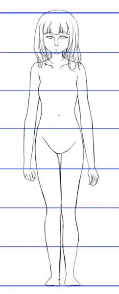 12-Years-Old-Girl-Female-Proportions
