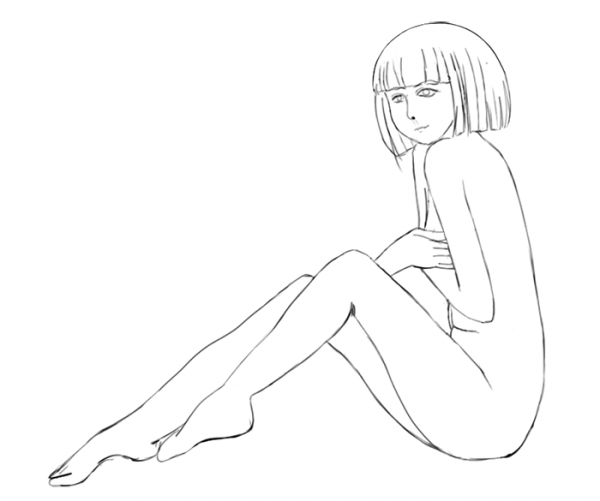 Sitting-Female-Local-Measuring-Proportions