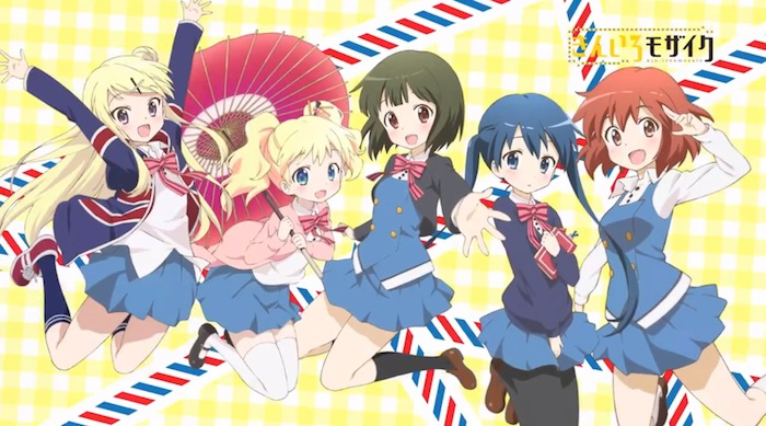 Kiniro-Mosaic Review Featured