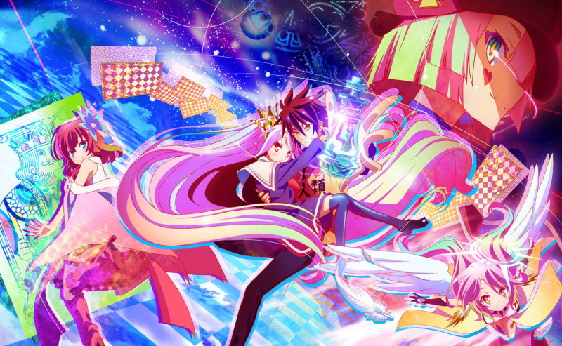 No Game No Life Review Featured