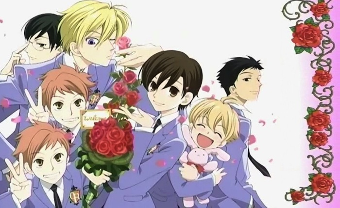 Ouran High School Host Club Review Featured
