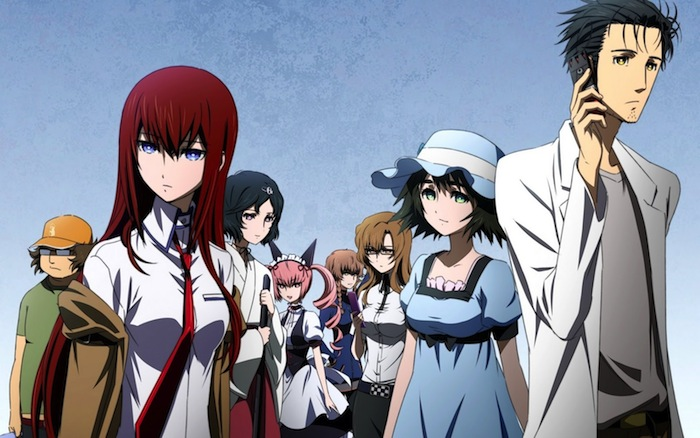Steins Gate Anime Review Featured