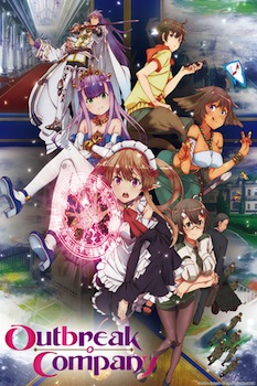 Outbreak Company Featured