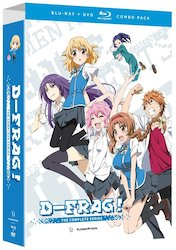D-Frag Bluray