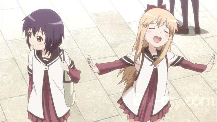 Kyouko & Yui