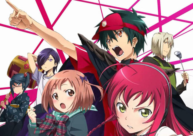 The Devil Is a Part Timer Review Featured