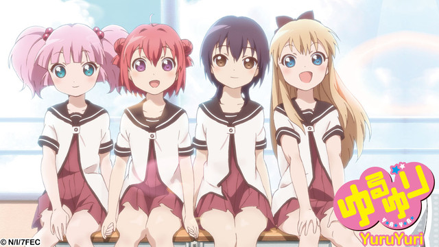 Yuru-Yuri-Review-Featured