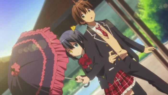 Rikka & Yuuta