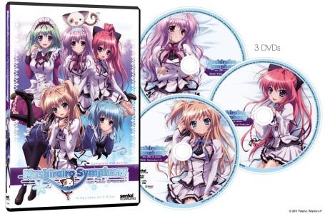 Mashiroiro Symphony DVD
