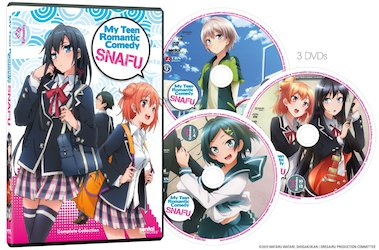 My Teen Romantic Comedy SNAFU DVD