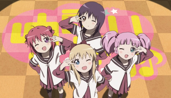 Yuru-Yuri-Season-2-Review-Featured