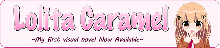 Lolita Caramel Visual Novel Is Available Featured Image