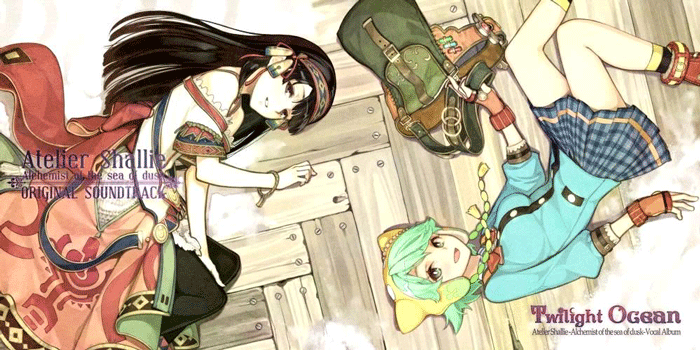 Overview on modern Atelier games  With a Arland VS Dusk VS
